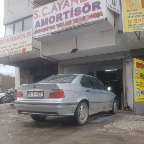 Bmw Amortisör