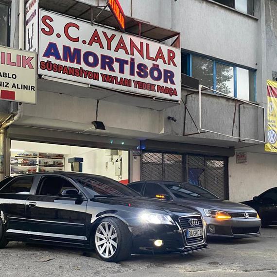Ankara Amortisör Tamircisi