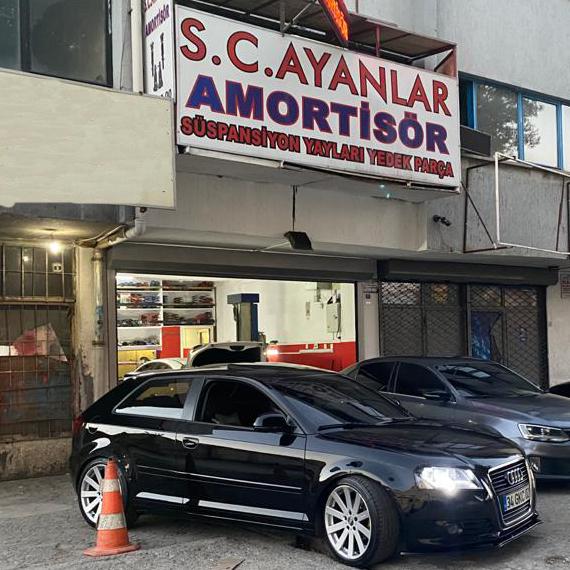 Ankara Amortisör Tamircisi 14