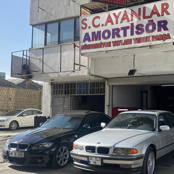 Ankara Amortisör Tamircisi 3