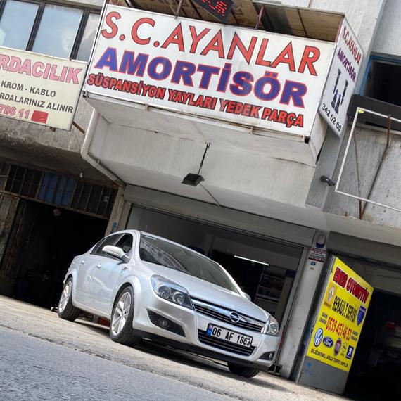 Ankara Amortisör Tamircisi 6