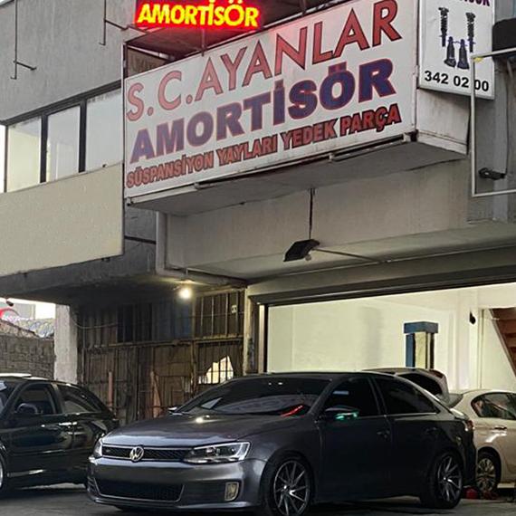 Ankara Amortisör Tamircisi 7
